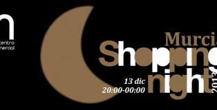 Presentación Murcia Shopping Night