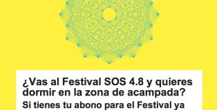 sos4.8 camping conciertos murcia festival murcia