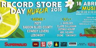 RECORD STORE DAY MURCIA 2015, RECORD, STORE, MURCIA, RECORD STORE, RECORD STORE DAY , SUPERNAUD, MUSIK, CONCIERTOS, FESTIVAL, MUSICA, ABRIL, SALA MUSIK, VINLOS, DJ, BANDAS.