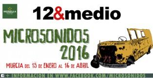 microsonidos murcia 2016
