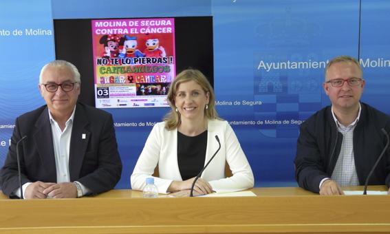 AECC-Molina de Segura Contra el Cáncer-Cantajuegos Solidario 'Jugar y Cantar'-Presentación-Foto01
