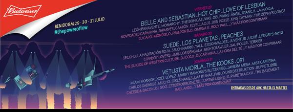 Este verano, el mejor plan tiene nombre: LOW FESTIVAL 2016