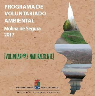 El Ayuntamiento de Molina de Segura pone en marcha el Programa de Voluntariado Ambiental