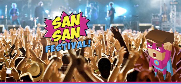 8 NUEVAS CONFIRMACIONES SANSAN FESTIVAL 2017