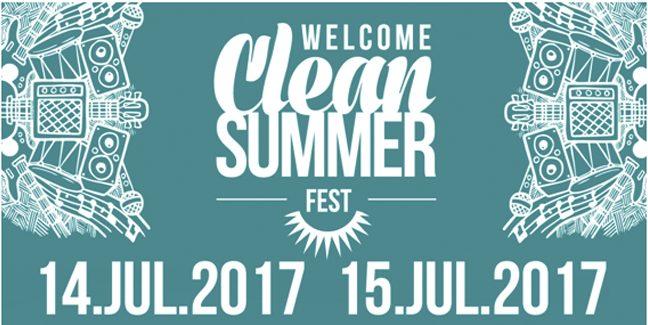 Preparados para el Welcome Clean Summer Fest