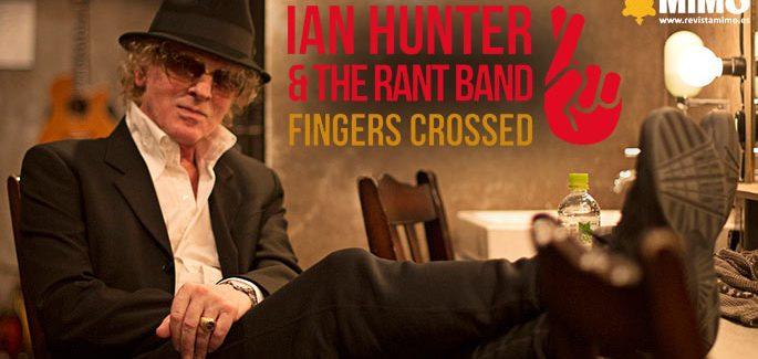 El gran Ian Hunter, en Murcia