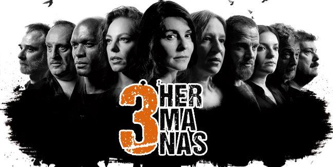 3 HERMANAS, de Antón Chejov. El domingo en el Romea